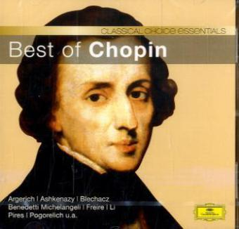 Best Of Chopin-Piano Solo (CC)