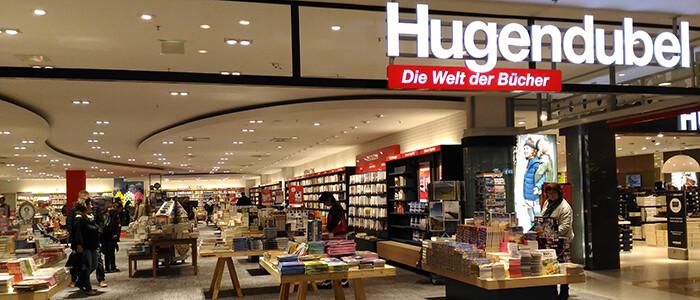 hugendubel filialen deutschland