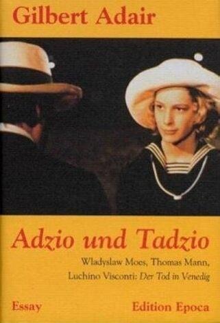 Adzio und Tadzio als Buch