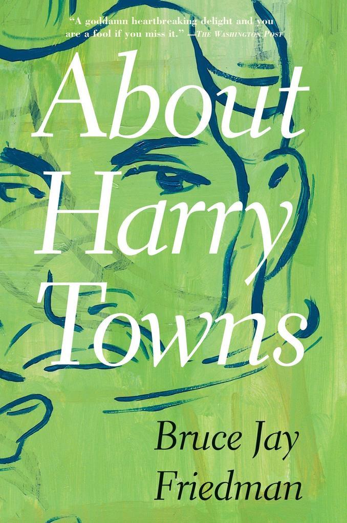 About Harry Towns als Taschenbuch