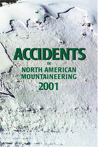 Accidents in North America Mountaineering als Taschenbuch