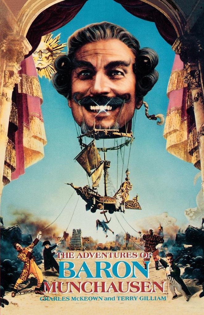 The Adventures of Baron Munchausen: The Illustrated Screenplay als Taschenbuch