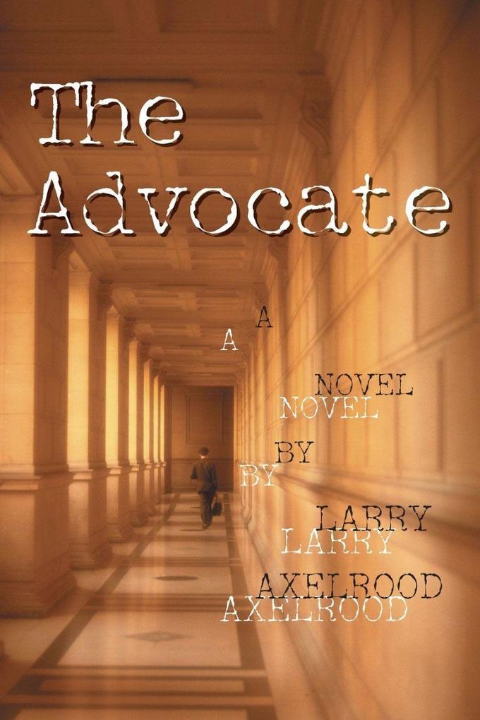 Advocate als Taschenbuch