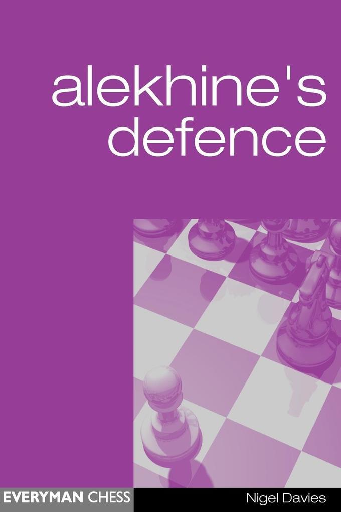 Alekhine's Defence als Taschenbuch
