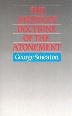 Apostles Doctrine of Atonement: als Buch