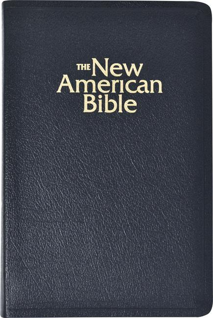 Deluxe Catholic Gift Bible-NABRE als Buch