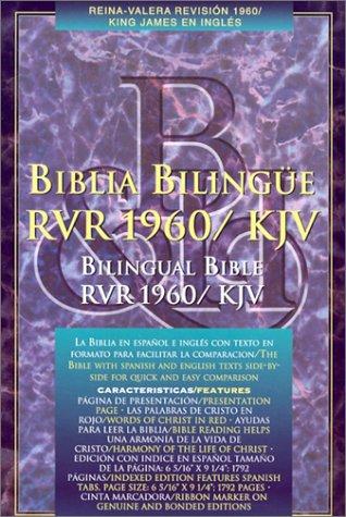 Biblia Bilingue-PR-RV 1960/KJV als Buch