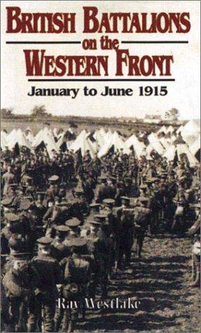 British Battalions in France and Belgium 1915 als Buch