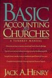 Basic Accounting for Churches als Taschenbuch