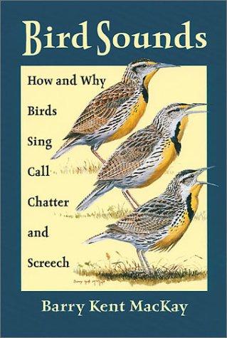 Bird Sounds als Taschenbuch
