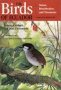 The Birds of Ecuador: Status, Distribution and Taxonomy als Taschenbuch