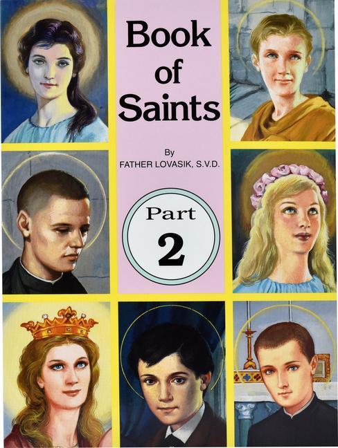 Book of Saints, Part 2 als Taschenbuch