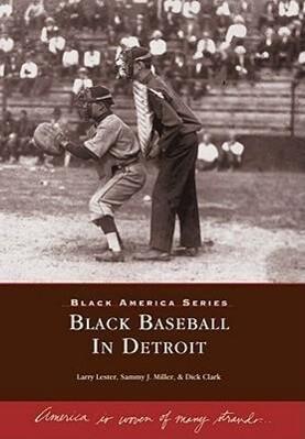 Black Baseball in Detroit als Taschenbuch
