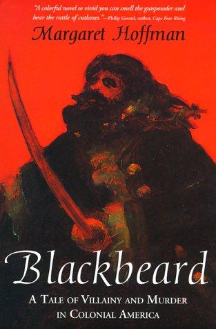 Blackbeard als Buch