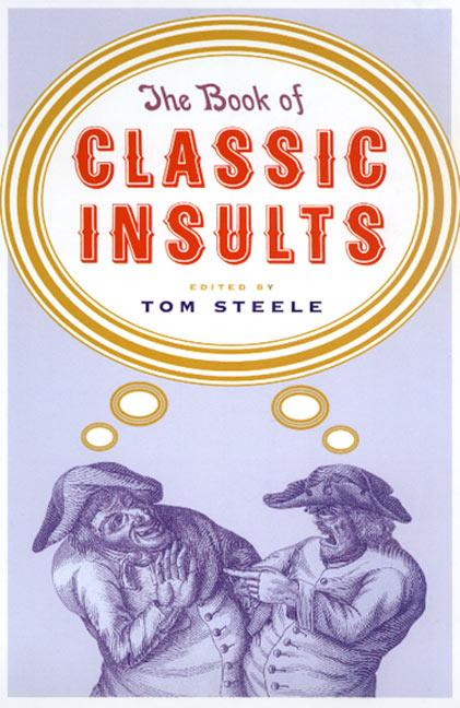 The Book of Classic Insults als Taschenbuch