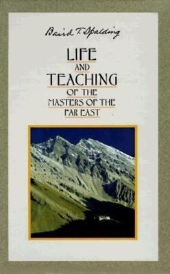 Life and Teaching of the Masters of the Far East; Boxed Set, als Taschenbuch