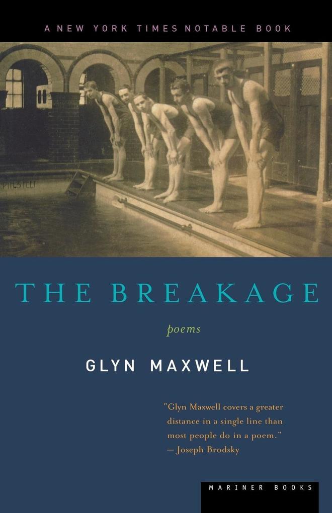 The Breakage: Poems als Taschenbuch