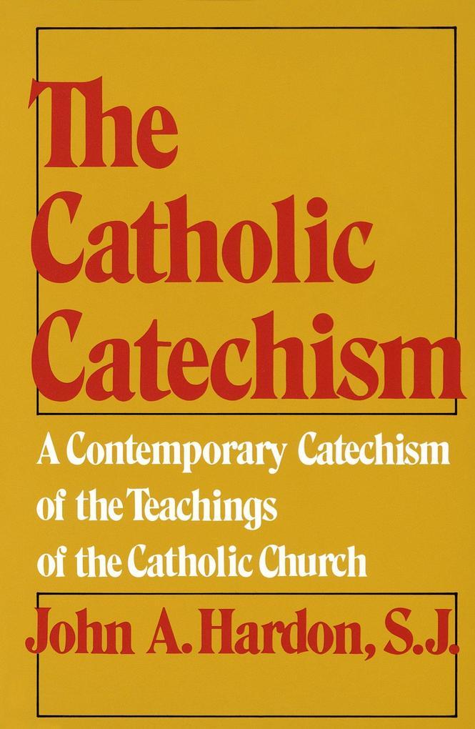 Catholic Catechism als Taschenbuch