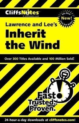 Lawrence and Lee's Inherit the Wind als Taschenbuch