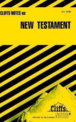 Cliffsnotes on New Testament als Taschenbuch