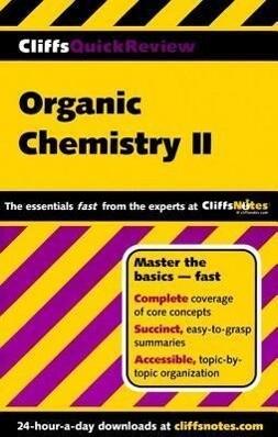 Organic Chemistry II als Taschenbuch