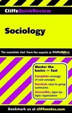 Sociology als Taschenbuch