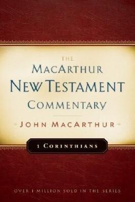 1 Corinthians MacArthur New Testament Commentary als Buch