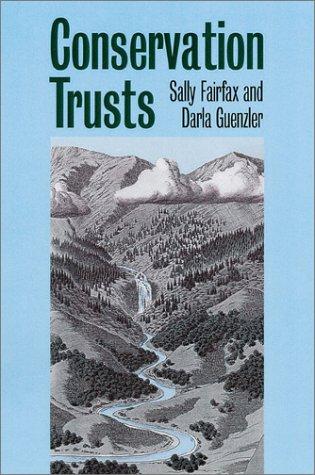 Conservation Trusts (PB) als Taschenbuch