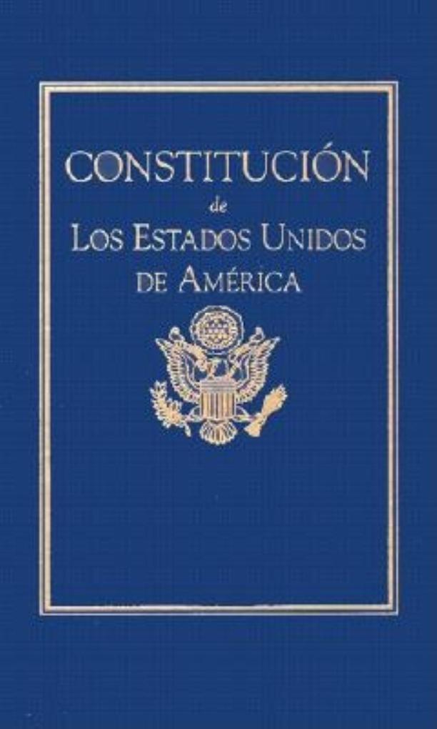 Constitucion de Los Estados Unidos de America als Buch