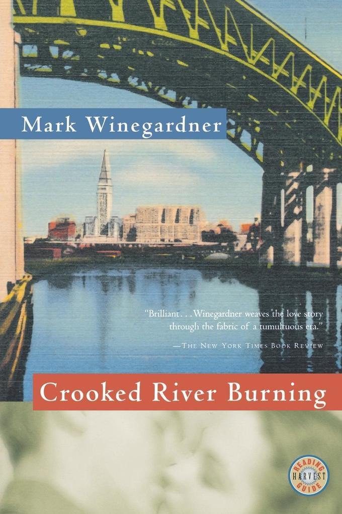 Crooked River Burning als Taschenbuch
