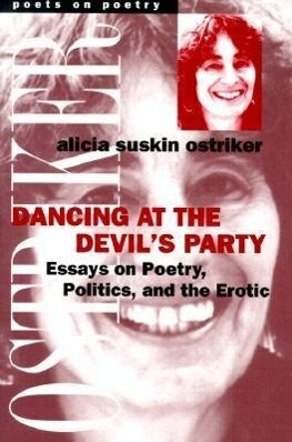 Dancing at the Devil's Party: Essays on Poetry, Politics, and the Erotic als Taschenbuch