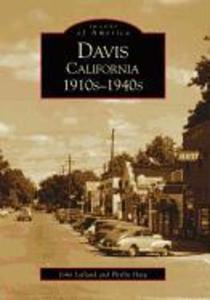 Davis, California:: 1910s-1940s als Taschenbuch