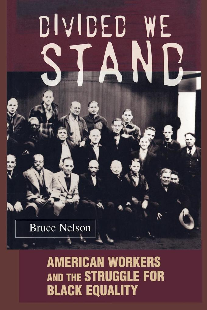 Divided We Stand: American Workers and the Struggle for Black Equality als Taschenbuch