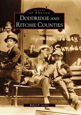 Doddridge and Ritchie Counties als Taschenbuch