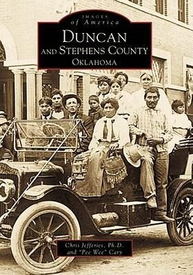 Duncan and Stephens County, Oklahoma als Taschenbuch