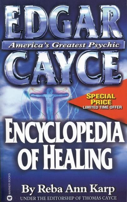Edgar Cayce Encyclopedia of Healing als Taschenbuch