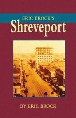 Eric Brock's Shreveport als Buch