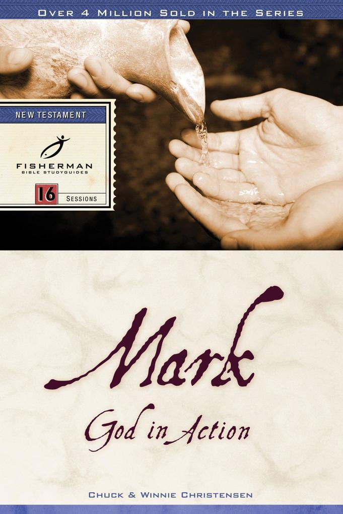 Mark: God in Action als Taschenbuch