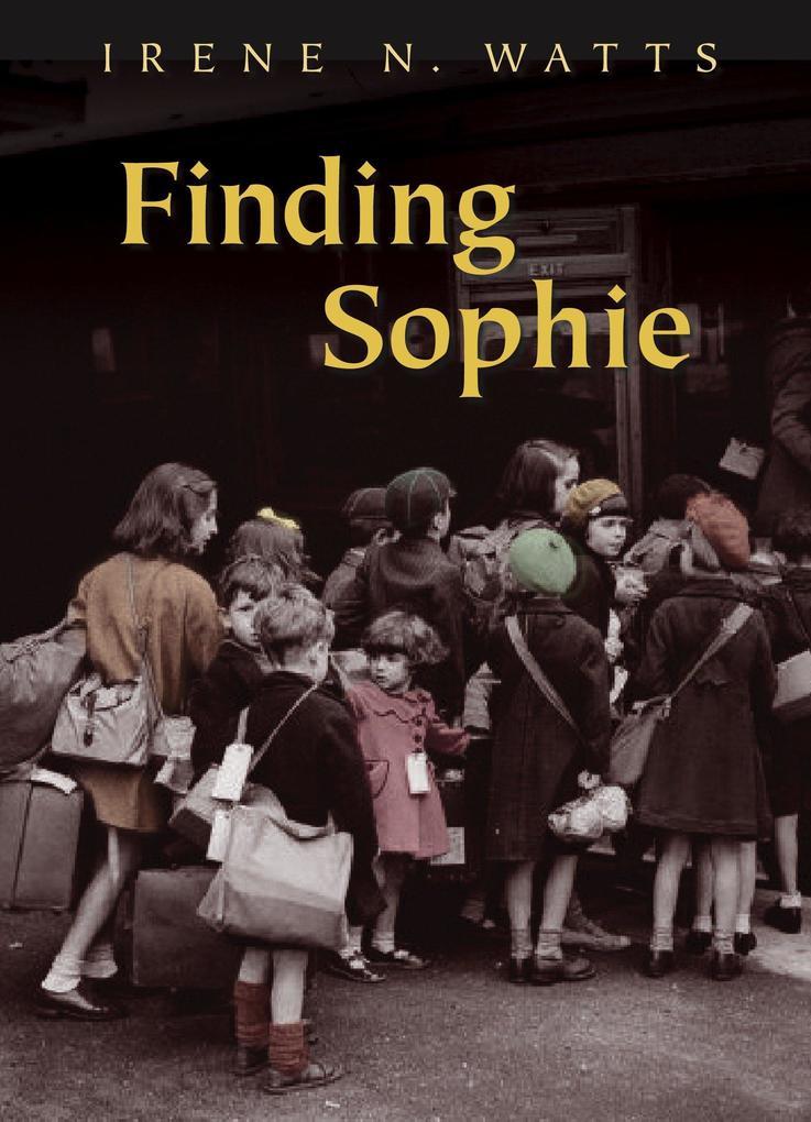 Finding Sophie als Taschenbuch