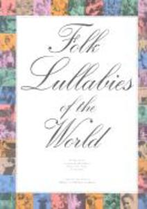 Folk Lullabies of the World als Taschenbuch