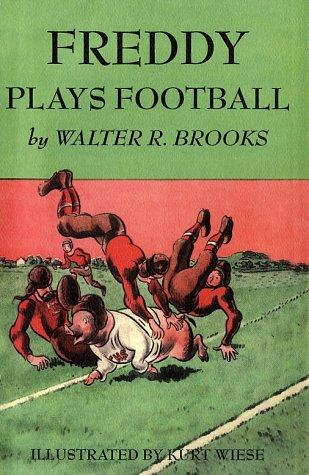 Freddy Plays Football als Buch