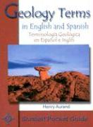 Geology Terms in English and Spanish/Terminologia Geologica En Espanol y Ingles als Taschenbuch