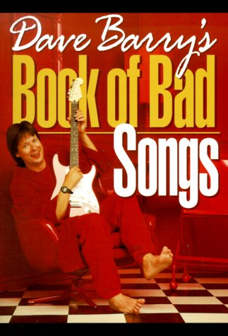Dave Barry's Book of Bad Songs als Taschenbuch