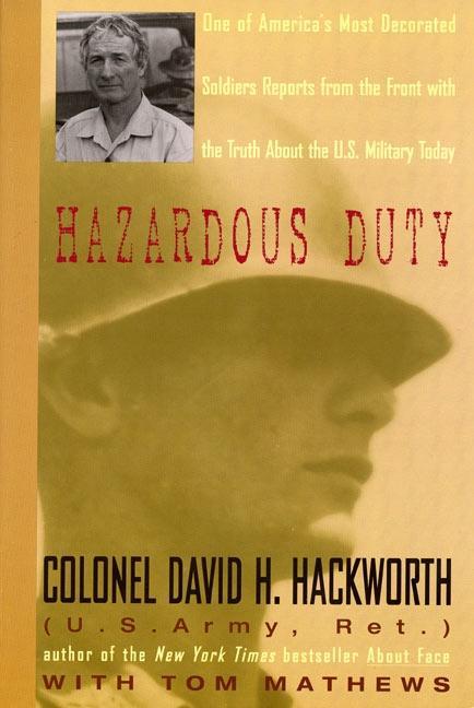 Hazardous Duty als Taschenbuch