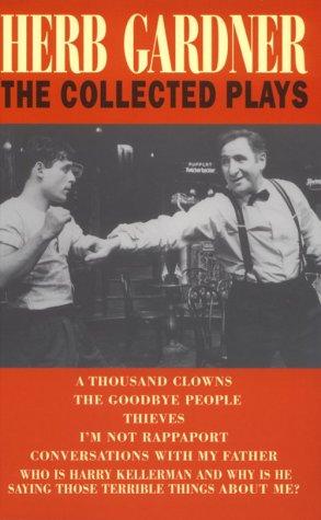 Herb Gardner: The Collected Plays als Taschenbuch