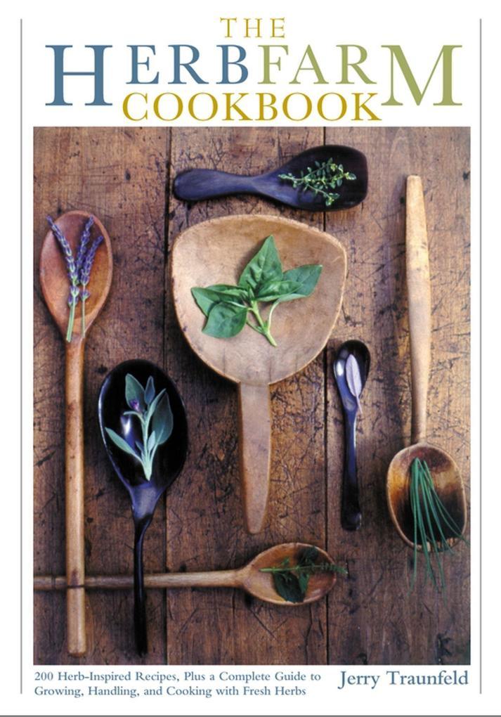 The Herbfarm Cookbook als Buch