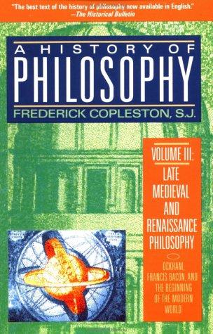 History of Philosophy, Volume 3 als Taschenbuch