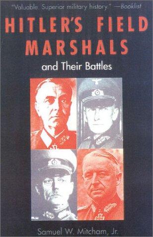 Hitler's Field Marshals als Taschenbuch