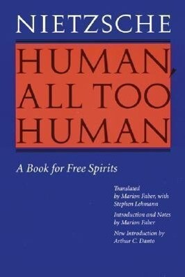 Human, All Too Human: A Book for Free Spirits (Revised Edition) als Taschenbuch