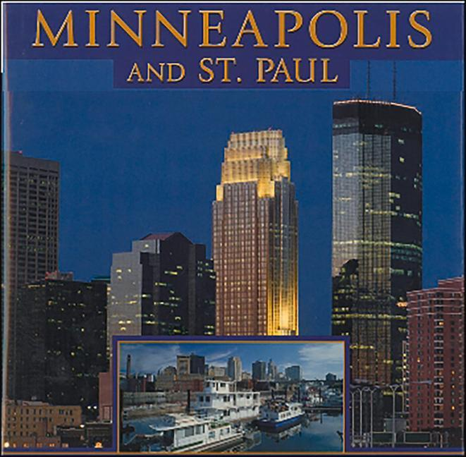 Minneapolis and St. Paul als Buch